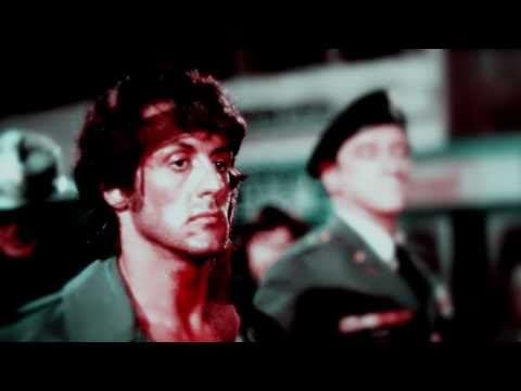 First Blood Rambo Rare Deleted Scenes (1982) Stallone Music Videos