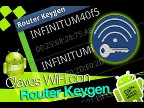 como descargar y instalar router keygen para android