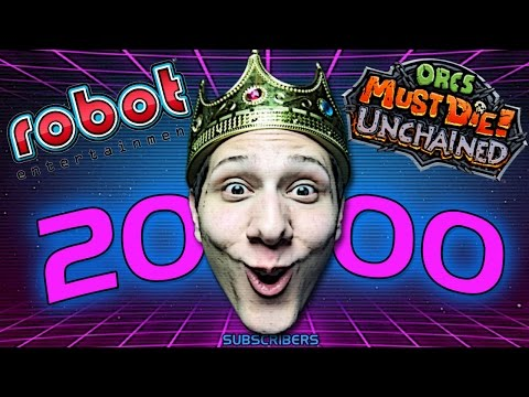 20,000 SUBSCRIBER SPECIAL!! - ROBOT ENTERTAINMENT VLOG! (VLOG #8)