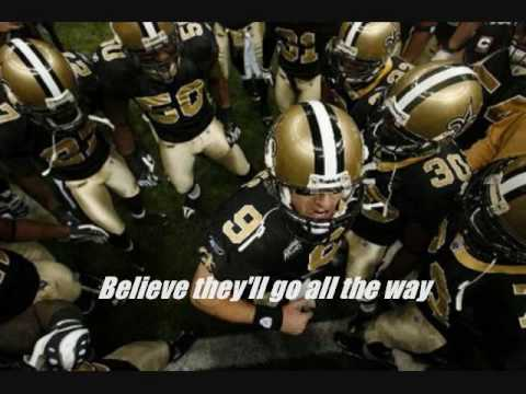 Party In The Mia  New Orleans Saints Remix Super Bowl Xliv Champions video