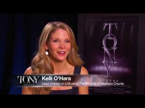 2014 Tony Awards Meet the Nominees: Kelli O'Hara