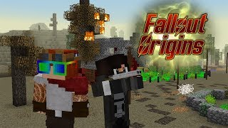 "Minecraft FALLOUT ORIGINS #3 - ""Wasteland Weirdos..."" (Modded Roleplay)"