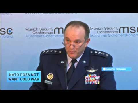 NATO Does Not Want Cold War: General Breedlove speaks an Munich Security Conference
