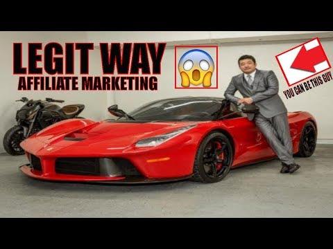 (2018) Legit Way to Start Affiliate Marketing For Beginners | Affiliate Marketing 2018 | Make Money