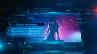 After Effects Template I Technology Promo I Videohive I News 247