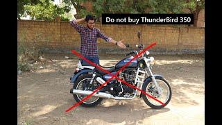 7 Reasons Why Not To Buy Royal Enfield ThunderBird 350 in 2019 | TrueMobiles
