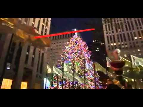 LAST CHRISTMAS-GEORGE MICHAEL- NEW YORK -ROCKEFELLER CENTER...