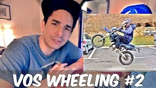 JE REGARDE VOS WHEELING #2 (Crash & Mobylette...)