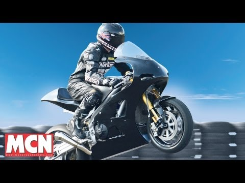 Norton 2013 TT Exclusive | First Look | Motorcyclenews.com