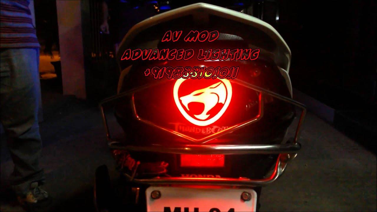 Honda Dio v2 Thundercats
