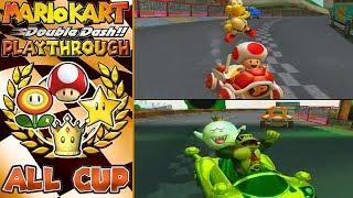 Mario Kart Double Dash!! (150cc) - All Cup Tour 1/2 (Part 5)