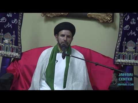 Meraj-un-Nabi Mehfil - Maulana Syed Hussain Ali Nawab 27th Rajab 1441
