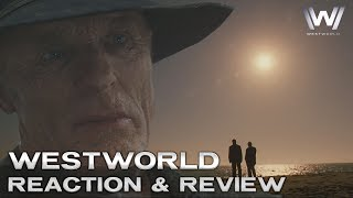 Westworld Season 2 Episode 10 - Explained and Review (Spoilers)