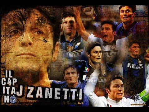 Javier Zanetti - The Legend - (HD)
