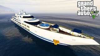 GTA 5 DLC $30,000,000 SPENDING SPREE! BUYING ALL YACHTS, MANSIONS, CARS & MORE!
