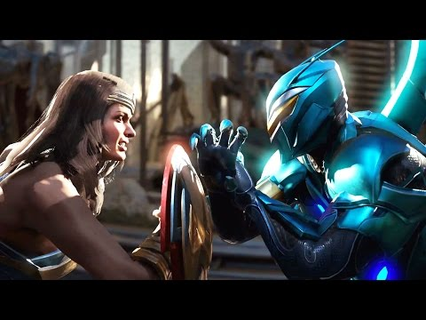 INJUSTICE 2 - Gameplay 1080p 60fps