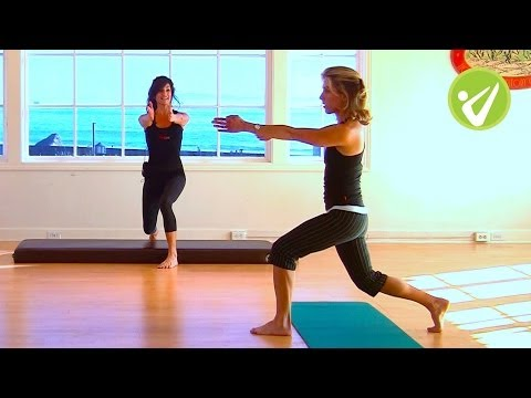Lisa Hubbard – Intermediate Rhythm Pilates Class