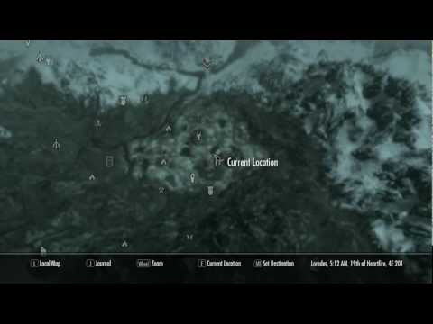 Skyrim Ingredient Locations Ep. 1- Best Jazbay Grape Locations