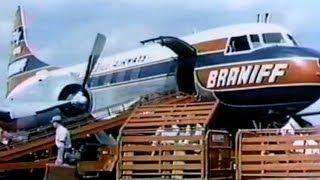 Convair Liner Promo Film - 1955