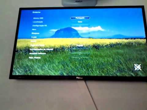 tv smart philco  42 como conequetar a  internet