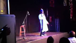 Logie Naidoo Stand Up Comedy