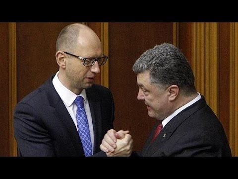 EU and Ukraine parliaments hail