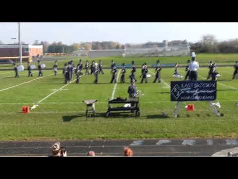 East Jackson High School Band @ Springport: I Dreamed A Dream