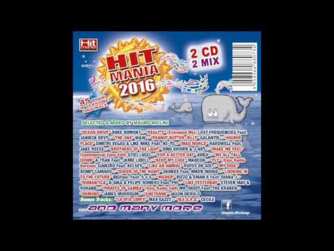 Hit Mania 2016: CD1 (Complete Cd)