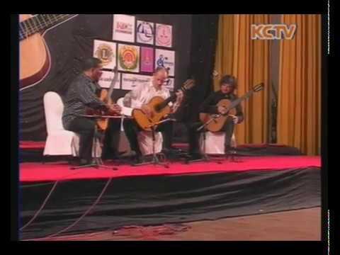 Leon koudelak, Jorge Luiz Zamora and Flavio Cucchi (jam) in memoriam Vicki
