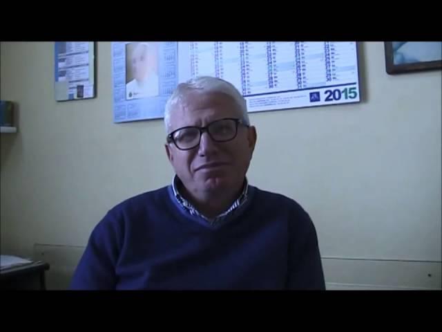 Filmato Enzo Profita intervista statua San Giovanni 28032015