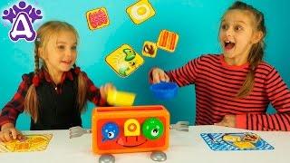 Сумасшедший тостер Для детей. Друзяки Новые серии 2016 года! Детские видео и игры для детей for kids