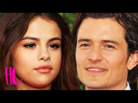 Selena Gomez Addresses Orlando Bloom Hook Up Rumors After New VIDEO Surfaces