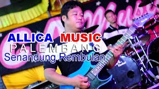 IMAM S ARIFIN cover ALLICA  MUSIC Palembang