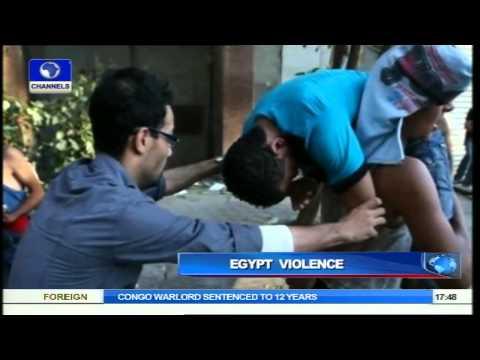 The World Today: Sinai Islamist Leader Shadi Al-Menei Shot Dead In Egypt