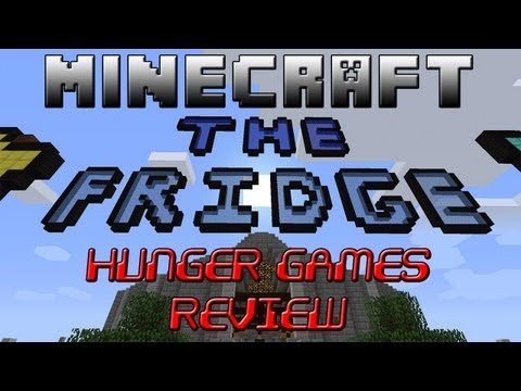 Minecraft - Hunger Games Review w/ BajanCanadian | The Fridge