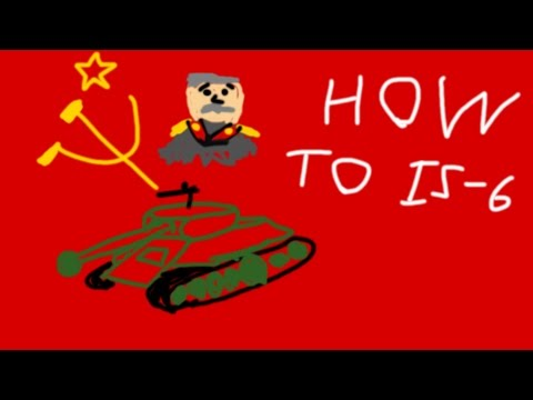 ➤ WT | How to IS-6 thumbnail