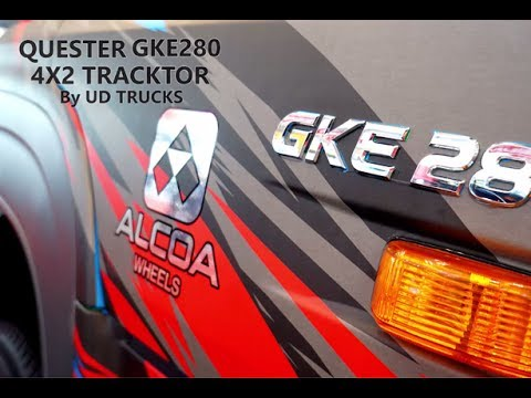 Video Profil Quester GKE 280 4x2 Tractor