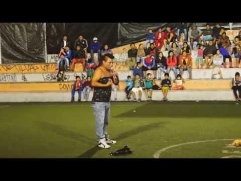 El Demente de la Risa - Los cómicos Ambulantes 2016 - Florencia De Mora Trujillo - PEPE ROCKY