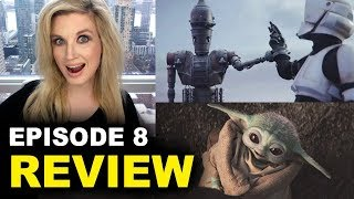 The Mandalorian Episode 8 REVIEW & REACTION