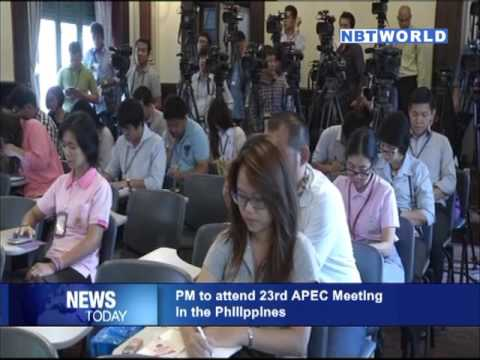 PM to attend 23 APEC Meeting in the Philippines