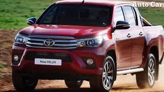 Toyota Hilux Revo V full review || Auto Car.