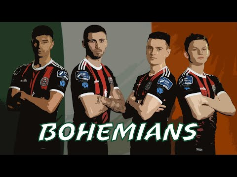 Club & Country - Bohemians & Republic of Ireland U21