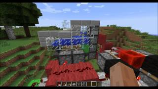 Minecraft 1.7.4, Wassersensor Update, Watersensor Update