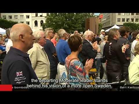 Former PM Reinfeldt: Sweden belongs to third world immigrants