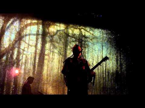 Jónsi Birgisson (Sigur Ros): Stars In Still Water. Hammerstein Ballroom, NYC 2010-11-10