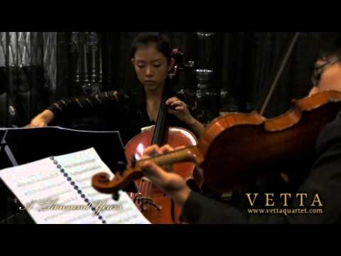 A Thousand Years (singapore String Quartet) video