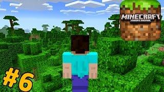 Игра Майнкрафт Выживание на Айфоне. Minecraft Pocket Edition Lets Play Stream. KokaPlay