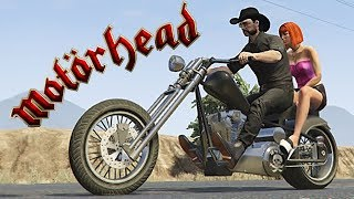 ✙ ♏otorhead ✙  Keep us on the Road ✙ Motorhead ✙ (Bikers version)