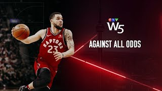 W5: Fred VanVleet's hard-won career as an NBA star