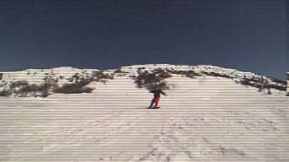 VALLOIRE SNOWBOARDING